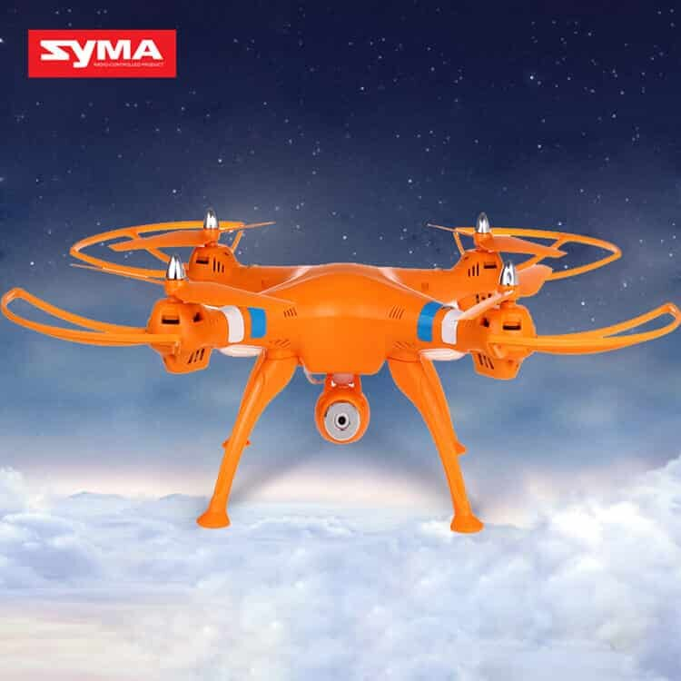 review Syma X8C Venture